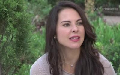 Kate del Castillo podría lograr una victoria en caso de ´El Chapo´