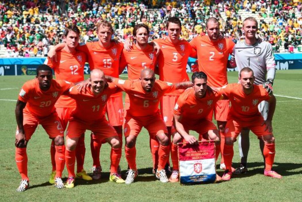 Holanda se coronó como el tercer equipo del campeonato pero tambié fue f...