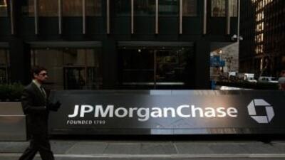El banco estadounidense JPMorgan fue demandado por algunos clientes quie...