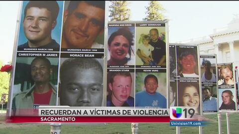 Vigilia en el capitolio en honor a las víctimas de la violencia
