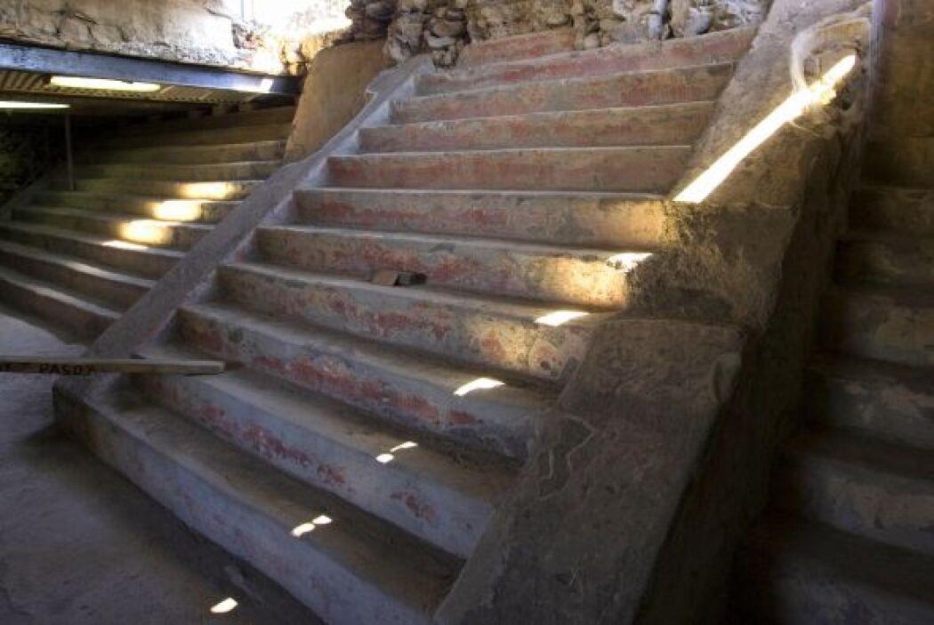 Sobre la exposición fotográfica en el Museo de Sitio de Teotihuacán, el...