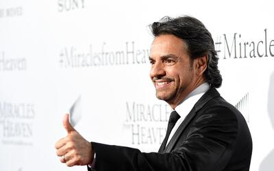 Eugenio Derbez en la premiere de 'Miracles From Heaven'