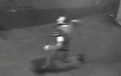 Sreen shot del video de IPRA sobre la persecución de Kajuan Raye