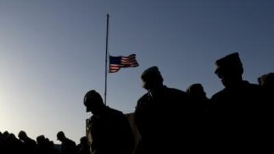 Las acciones contra los marines se refieren a un video que salió a la lu...