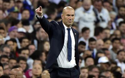 """Zidane: """"No voy a reprocharles nada a los jugadores por intentar y jugar"""""""