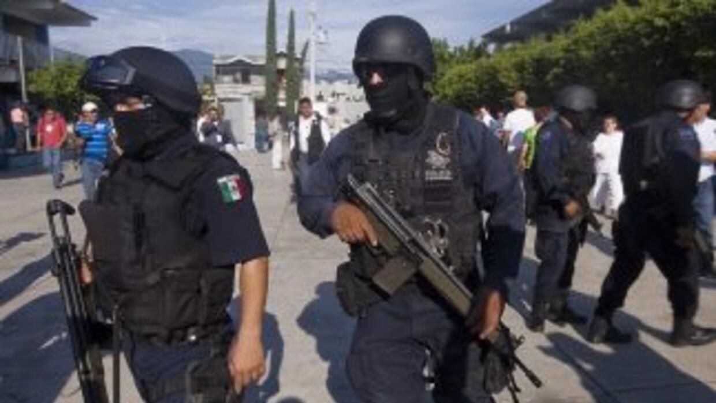 Agentes policiales renunciaron a sus funciones por temor a la violencia...