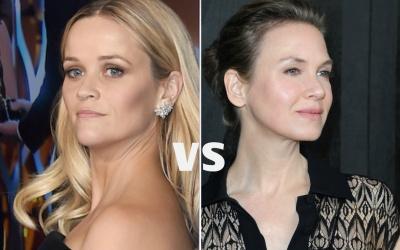Cocinas de Renée Zellweger vs Reese Witherspoon