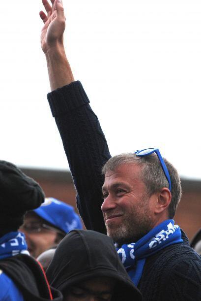 El dueño del club, el magnate ruso Roman Abramovic, consigui&oacu...