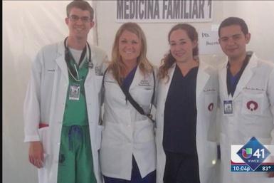 'Médicos Quijote' llevan salud a Oaxaca