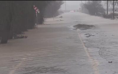 El regreso de las intensas lluvias trae riesgo de inundaciones en San Jo...