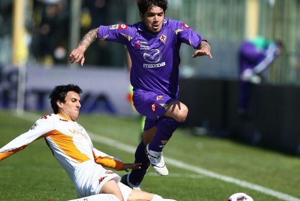 Anteriormente, la Roma se vio las caras con la Fiorentina.