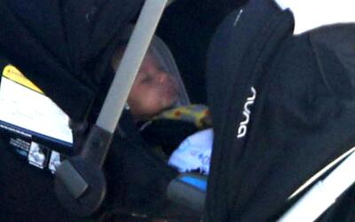 Megan Fox y su bebé Journey