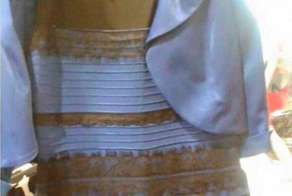 Este vestido volvió loco a Internet y dejó hablando a todo mundo. ¡Mira...