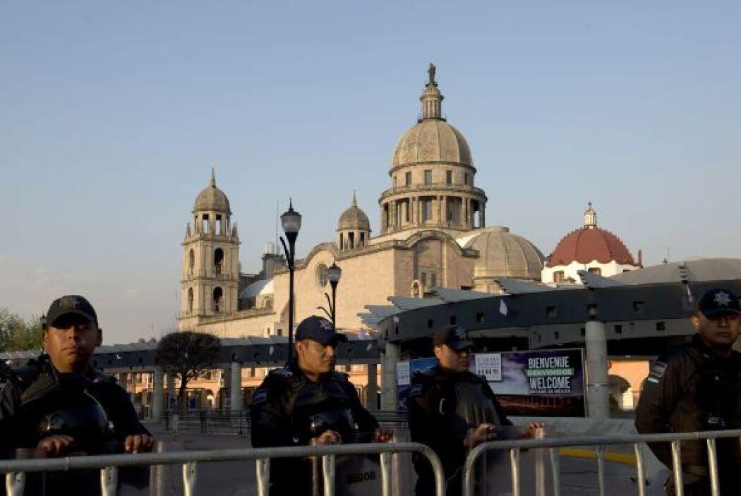 Este miércoles se reunirán en Toluca los presidentes de México, EEUU y C...