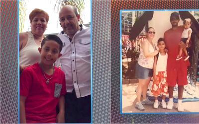 Las familias de Edrai y Alondra han sido clave en su educación