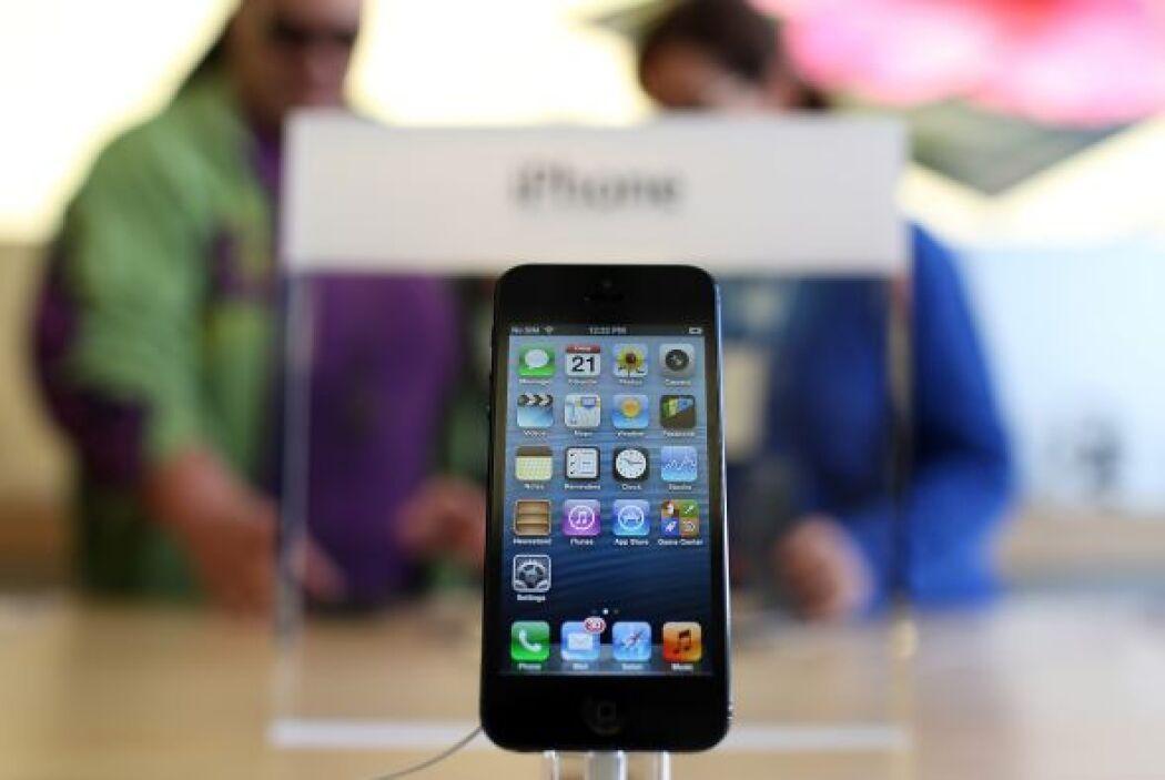 iPhone 5 (16GB)- El iPhone 5 fue hecho con las fortalezas de sus predece...