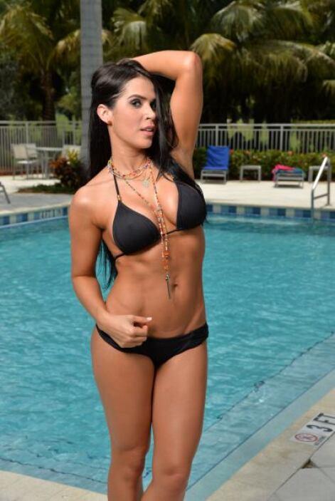 Sin duda, la competencia estará muy reñida y Natali Ortiz quiere ser la...