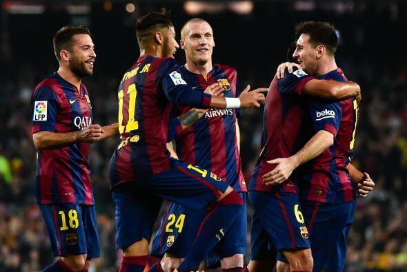 Esta condición ahora recae en Messi, que con un nuevo triplete eleva el...