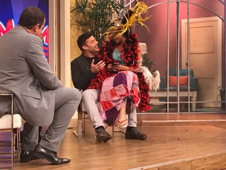 Ricky Martin visitó Despierta América para abrir su coraz&...