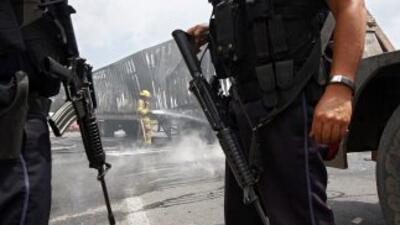Un enfrentamiento entre transportistas en Cuautitlán Izcalli ha dejado v...