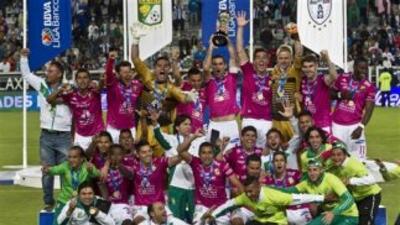 León se coronó bicampeón de la Liga MX