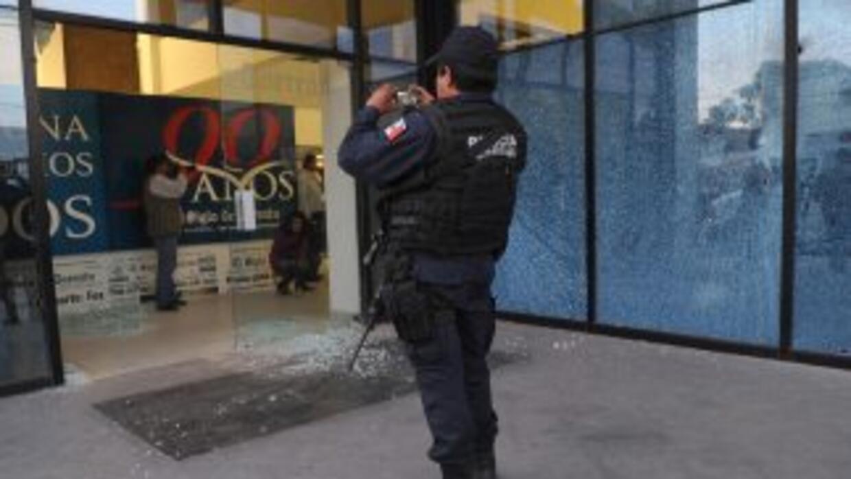 El Siglo de Torreón ha sido blanco de varios atentados en sus instalacio...