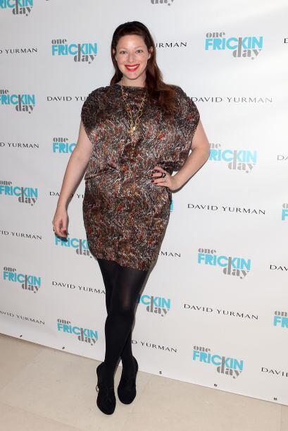 Kate Dillon es una modelo que padeció anorexia, pero su fuerza de volunt...