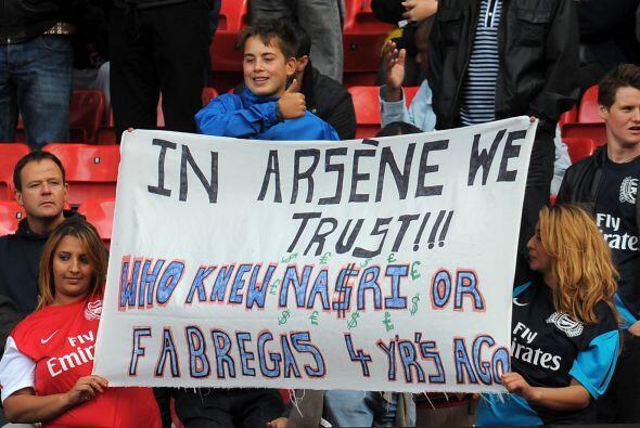 A pesar de la partida en Arsenal de algunos jugadores como Cesc y Nasri,...