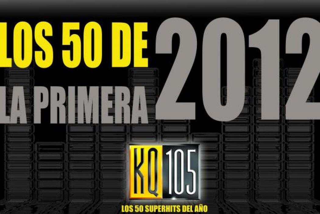 Un countdown de las mejores canciones del 2012.        ...