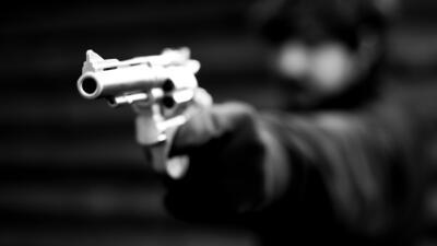 Pistola robo