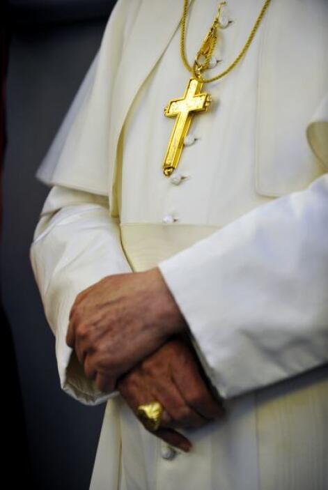 En 2008 estalló el excándalo de pedofilia en la Iglesia Católica, suceso...