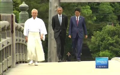 Obama sigue preocupado por Corea del Norte por sus pruebas nucleares