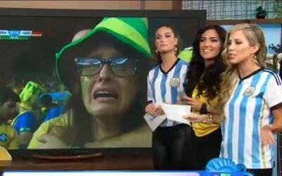 Las Mamarrinas Futboleras analizaron la goleada a Brasil