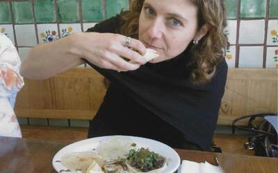 Aunque me crié con la comida y gastronomía argentinas, mucha carnes y mu...
