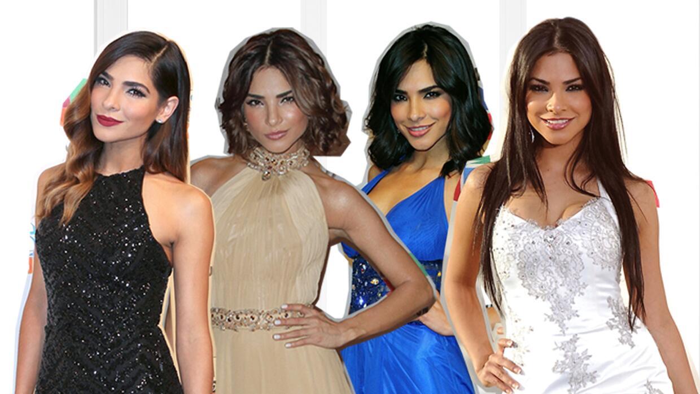 El 'fashion evolution' de Alejandra Espinoza