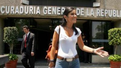 La periodista Lydia Cacho denunció amenazas de muerte.
