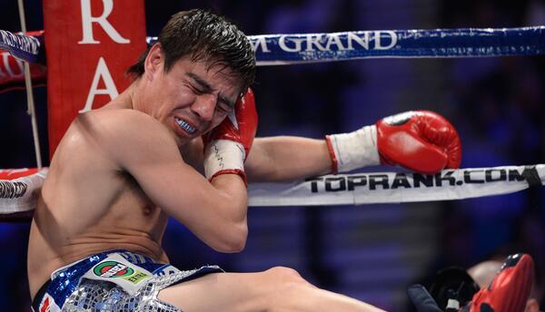 El exboxeador se retiró en 2012