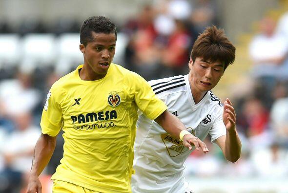Giovani Dos Santos ha demostrado su calidad con equipos como el Mallorca...