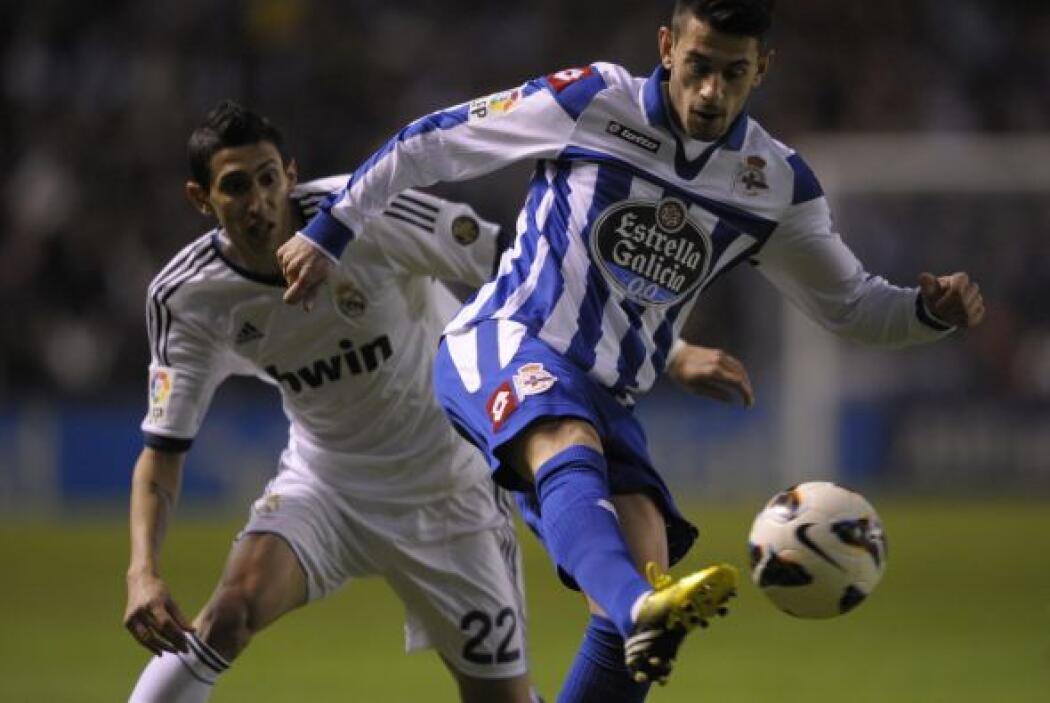 El Deportivo no supo rematar el partido cuando pudo.