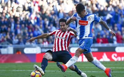 El Athletic rotó jugadores tras su compromiso de Europa League.