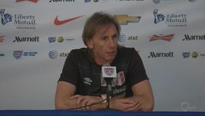 Ricardo Gareca: 'Se pierde el control porque se enfrenta una selección d...