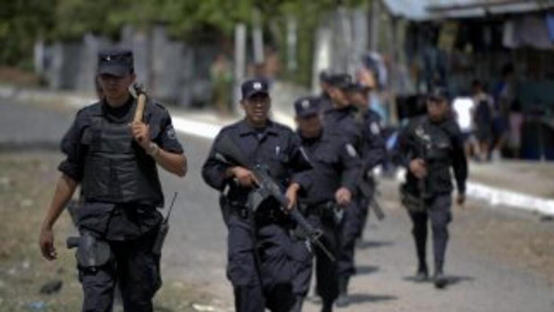 El Salvador firmó un convenio con la ONU para reducir los ínidices de vi...