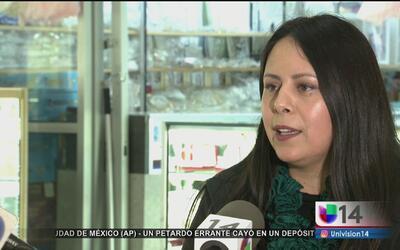 La mesa: Lorena Romero Barajas