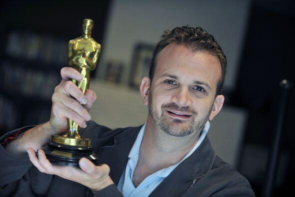 Otro premio por Mejor Película fue subastado, en esta ocasión la pieza o...