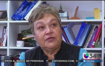 Activista migrante es sentenciada a 2 años de libertad condicional