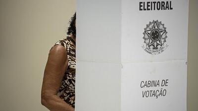 Se presentan disputas durante las elecciones en Brasil