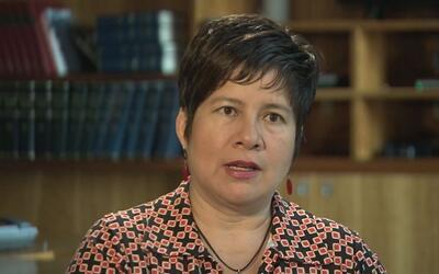 Periodista mexicana pone en duda versión oficial sobre muerte de civiles...