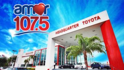 Podrías ganar un Toyota Yaris nuevo del 2012 de Headquarter Toyota el pr...