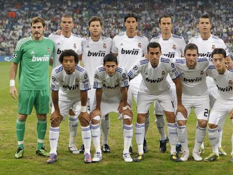 Real Madrid llega al Clásico español con uno de sus mejore...