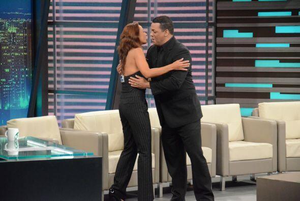 La admiración de estos dos amantes de la risa es mutua. Entre com...